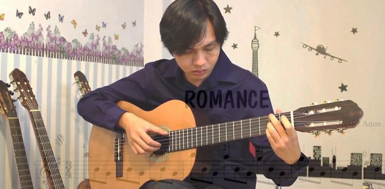 Guitarist Nguyễn Bảo Chương