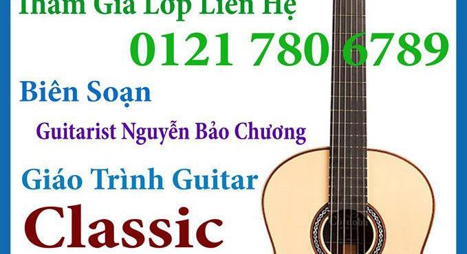 học guitar ở tphcm